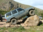 landon_on_the_rock
