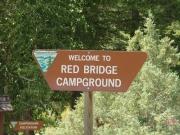 red_bridge_campground_sign