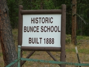 bunce_school_sign