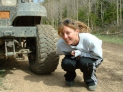 tiny_beth_big_tire