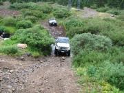 mike_crossing_leavenworth_creek