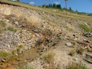 running_water_from_waldorf_mine_shaft