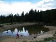 loretta_at_the_pond