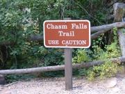 chasm_falls_sign