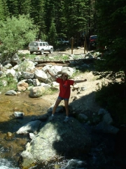 leona_at_the_creek