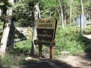posey_lake_campground_sign
