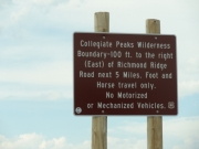 collegiate_peaks_wilderness_sign
