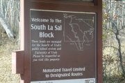 south_la_sal_block_sign
