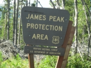 james_peak_sign