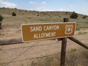 sand_canyon_allotment_sign