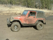monica_covered_in_mud