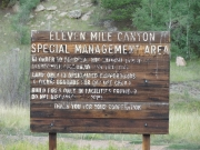 eleven_mile_canyon_sign