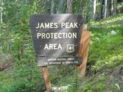 james_peak_sign