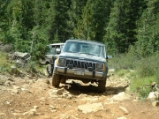 john_on_the_trail