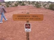 gooseneck_hiking_trail_sign